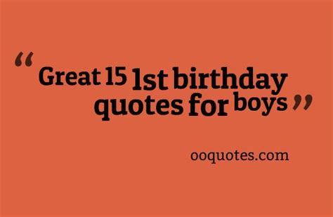 Quotes For 1st Birthday Boy 1st Birthday Boy Quotes