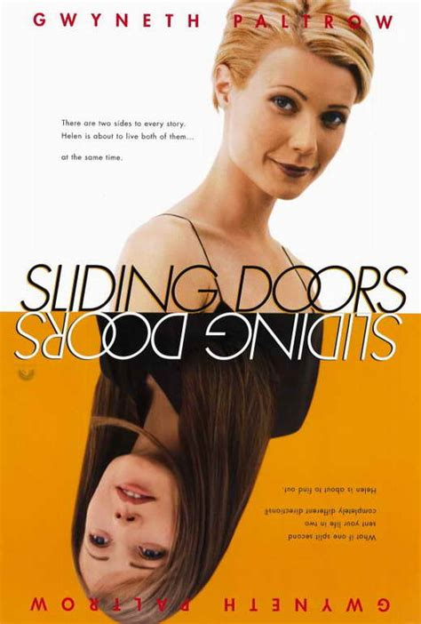 sliding door dvd sliding doors movie posters from movie poster shop