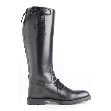 zipper motorcycle boots intapol motorcycle boots with zipper back wide ca