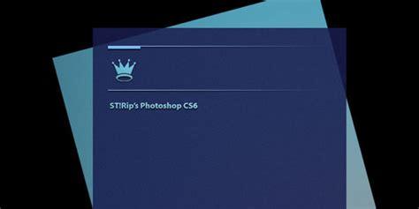 custom photoshop cs6 splashscreen psd wwvalue design