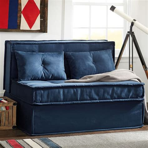 Cushy Sleeper Sofa Pbteen Cushy Sleeper Sofa