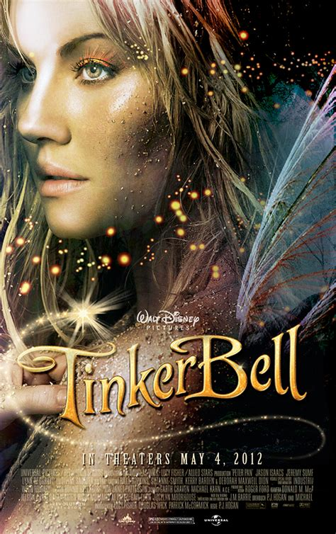 film live action terbaik quot tinker bell quot live action film caign on behance