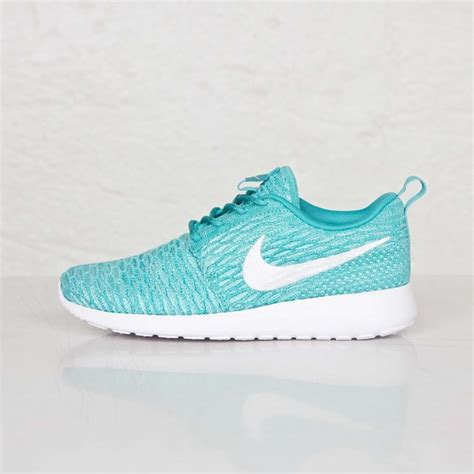 nike womens running shoes turquoise best place to buy womens nike wmns roshe run flyknit