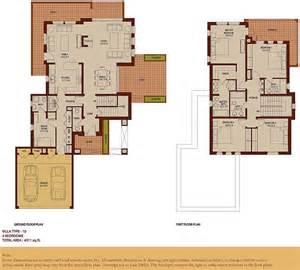 Spanish Villa House Plans arabian ranches communities