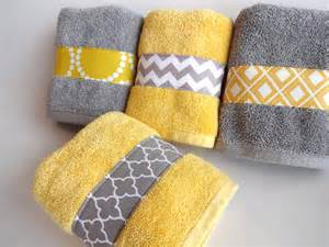 gray decorative bath towels yellow and grey bath towels yellow and grey yellow and gray