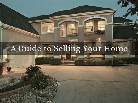 selling house a guide to selling your home by textubbs