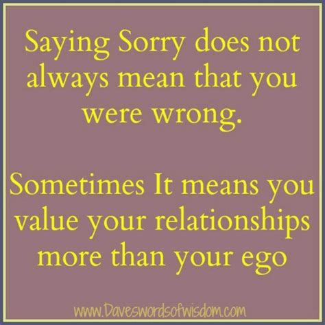 sorry quotes quotes about being sorry quotesgram