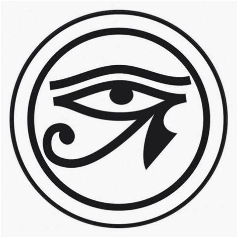 imagenes ojos de horus gatosnegrosconojoscosidos ojo de horus
