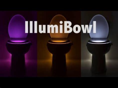 lumino lighting as seen on shark tank illumibowl toilet light as seen on shark tank