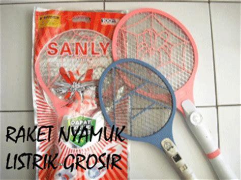 Raket Nyamuk Indo bukan grosir listrik toko alat listrik raket nyamuk listrik