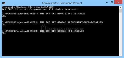 Tcp Auto Tuning Windows 8 by Fix Wifi Connectivity Issues In Windows 10 Windows 8 8 1