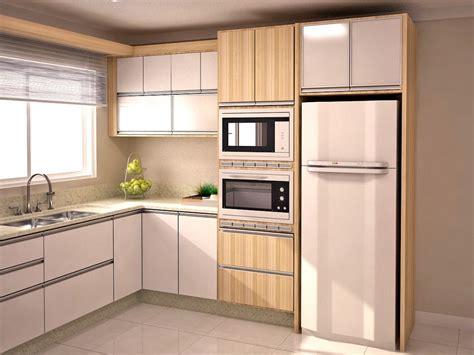armario cozinha cozinha duas pias cores claras torre para
