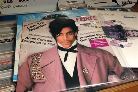 Toronto Records Toronto Record Stores See Spike In Prince Album Sales