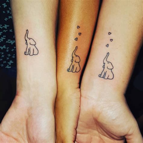 family matching tattoos matching family tattoos designs ideas and meaning