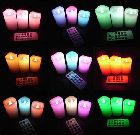 Set Lu Lemari Led Dengan Remote new gift luma candles flameless re end 9 5 2019 11 46 pm