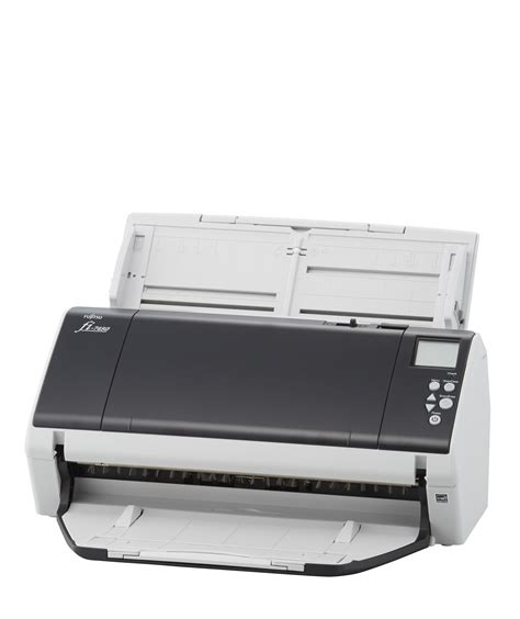 Scanner Fujitsu Fi 7480 fujitsu fi 7480 adf 600 x 600dpi a3 grey white 12 in