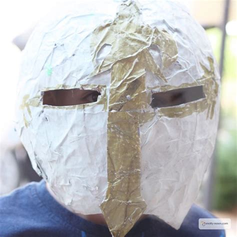 How To Make Paper Mache Easy - awesome paper mache helmets your will