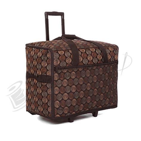 Other Designers Designer Julie K Handbags by Bluefig Julie 23in Wheeled Travel Bag Tb23 Fits Viking