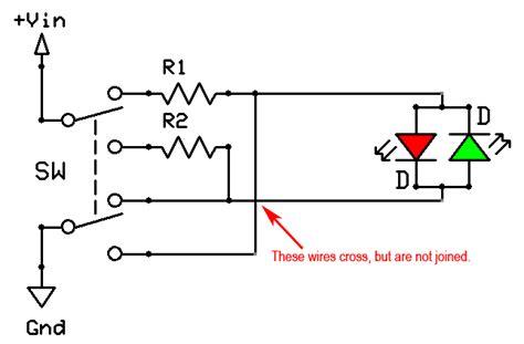 bi color led resistor bi color led wiring diagram bi wiring wiring diagram elsalvadorla