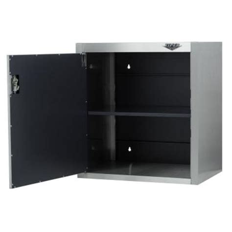 viper tool storage 26 in stainless steel 1 door wall