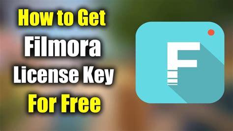 how to get full version of filmora for free latest wondershare filmora video editor full version