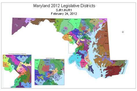 maryland map congressional districts state legislative elections 2014 ballotpedia