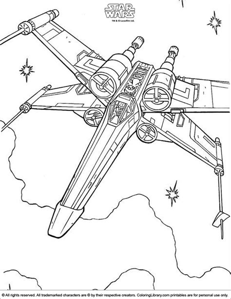 free coloring pages of destroyers star wars