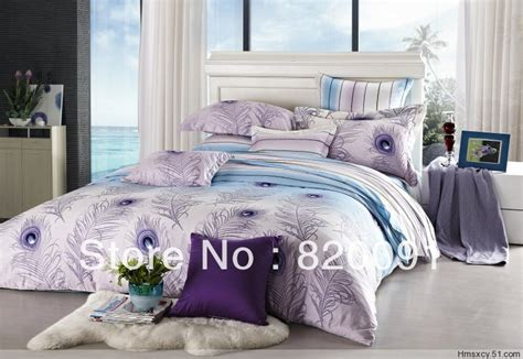 feather print bedding peacock print bedding promotion shop for promotional