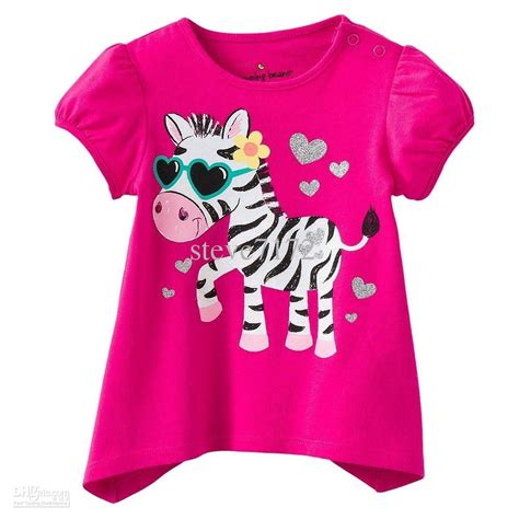 And Baby Shirts 2017 T Shirts Baby Tees Shirts Zebra Tank Tops