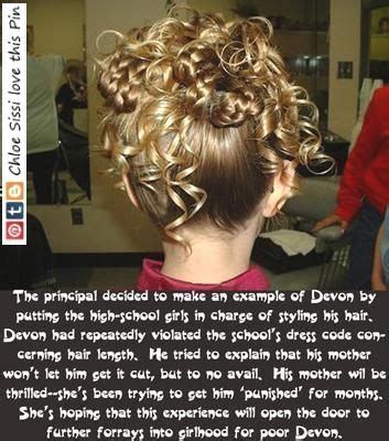 feminize his hair sissy 17 best images about caps on pinterest mothers coming