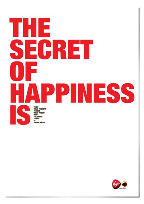 Secrets Of Happiness by The Secret Of Happiness Is On Behance