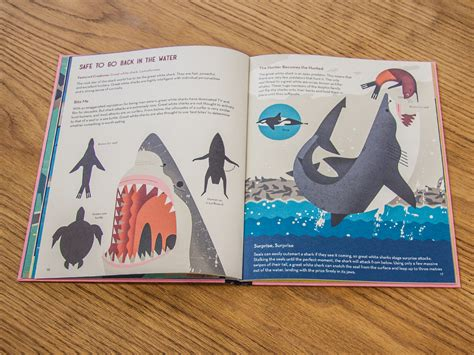 nobrow press smart about sharks