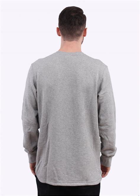 Sweater Air 3 nike air pivot v3 crew sweater grey