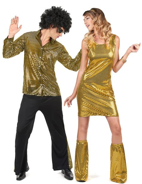 main adults costumes disco costumes for couple gold disco couples costumes for adults couples costumes