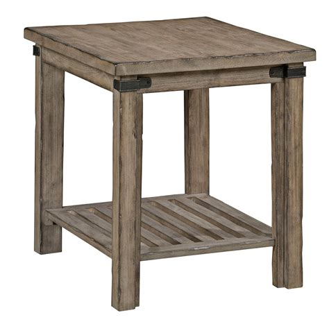 rustic grey end tables furniture foundry rustic weathered gray end table