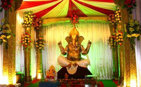 decoration themes for ganesh festival at home bhagwan ji help me ganpati decoration ideas ganesh