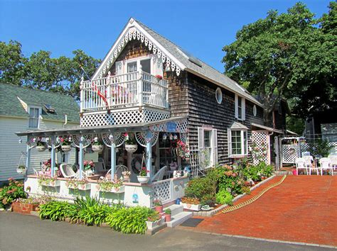 Oak Bluffs Cottages by Oak Bluffs Gingerbread Cottages 8 By Sellers