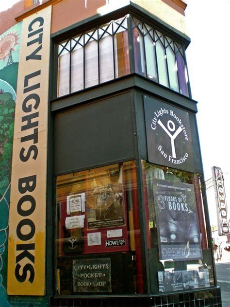 City Lights Books by How To See San Francisco For Free Ruby A By