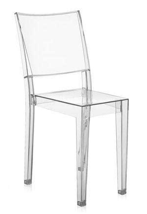 sedie plexiglass kartell mobili trasparenti per arredare casa