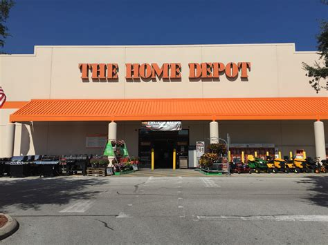 the home depot at 4600 w lake blvd lake fl on fave