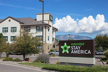 Extended Stay America Corporate Office by Albuquerque Rancho Hotel Extended Stay America