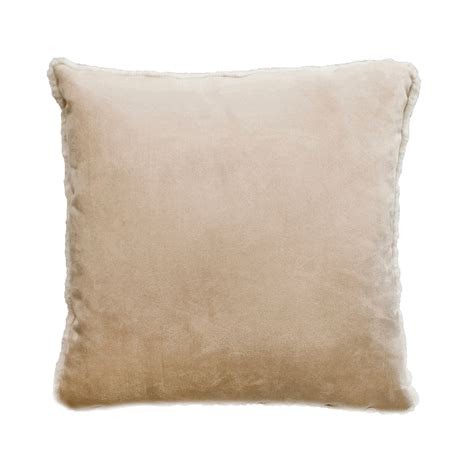 Luxe Pillow by Luxe Snuggle Oyster Accent Pillow