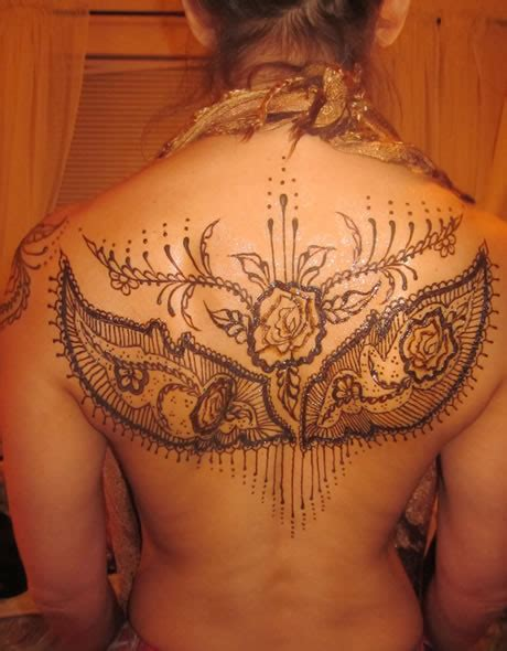 permanent henna tattoo artist henna entertainers and more enrapturing
