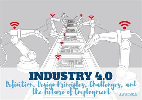 design guide definition industry 4 0 definition design principles challenges