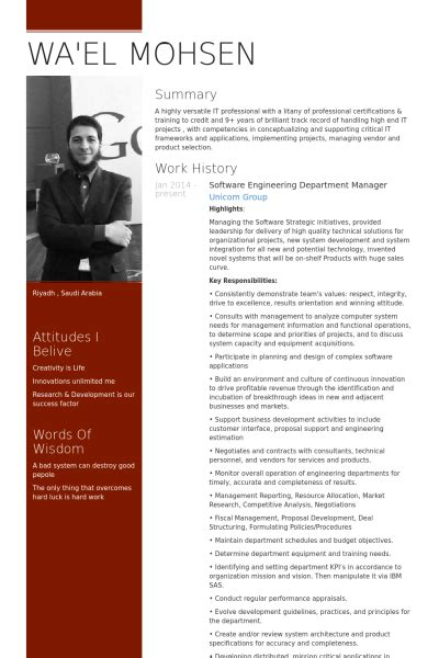 best resume template for software developer 30 best developer software engineer resume templates wisestep