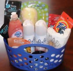 Household Gifts Couponing For Part 1 Create Themed Gift Baskets Using Items From Your Stockpile