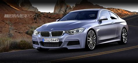 bmw 4 msport preview of what the bmw 4 series m sport coupe may resemble