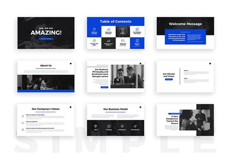 amazing powerpoint presentations templates amazing powerpoint template 1890650 cgaeo影视后期