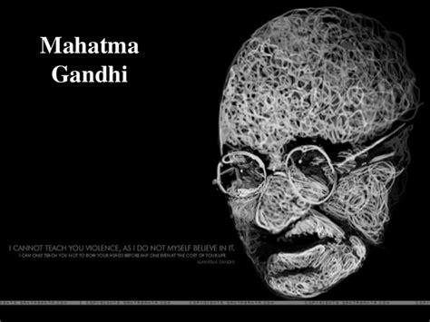 mahatma gandhi biography in hindi ppt mahatma gandhi life story relating to leadership