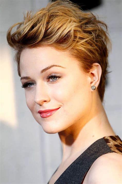 21 quiff short hairstyles for women